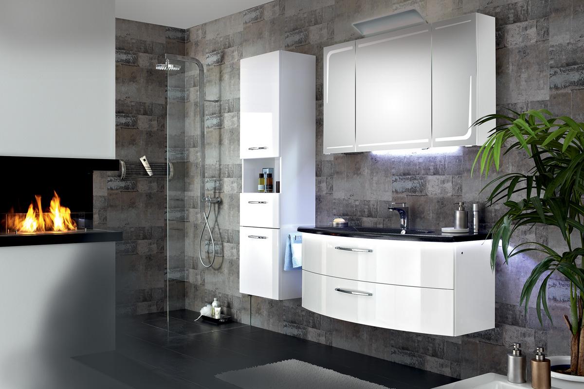 Badezimmer-Möbel für Ihre Wellnessoase zu Hause