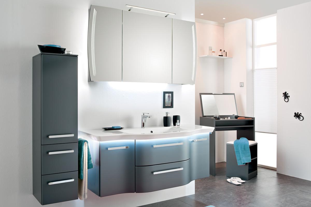 badezimmer m bel f r ihre wellnessoase zu hause. Black Bedroom Furniture Sets. Home Design Ideas