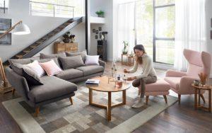sofa im skandi-stil