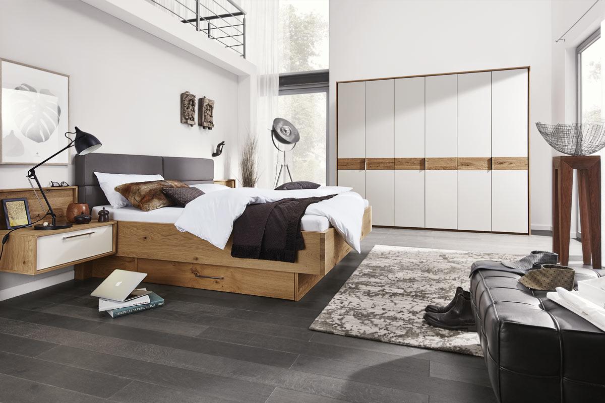 Interliving Schlafzimmer bei Möbel Janz in Schönkirchen bei Kiel