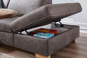 Sofa mit Stauraum Modulmaster