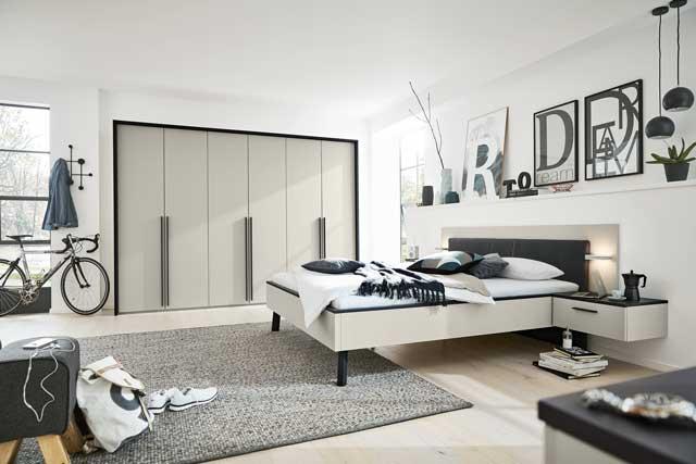 Schlafzimmer kaufen in Kiel bei Möbel Janz.