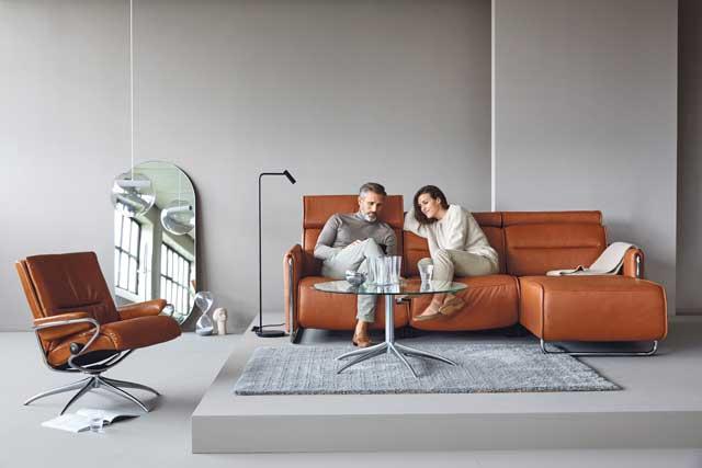 Stressless Sessel und Sofas kaufen in Kiel bei Möbel Janz.